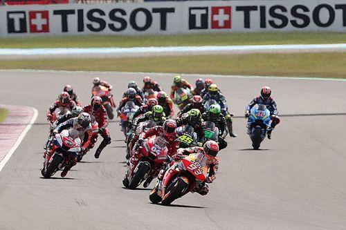 MotoGP Argentinien: Marquez gewinnt überlegen vor Rossi und Dovizioso