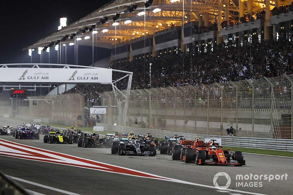 Bahrain GP halts ticket sales while coronavirus impact assessed