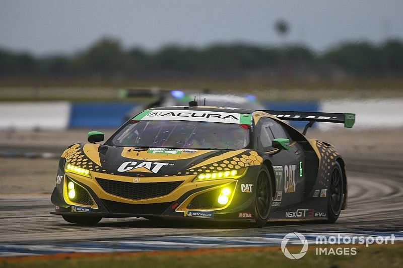 """MSR Acura NSXs """"couldn't catch a break"""" at Sebring"""