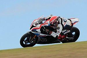 """Sykes conquista i primi punti con BMW: """"Il telaio compensa la mancanza di potenza"""""""