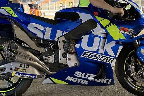 Video: presentazione Team Suzuki Ecstar MotoGP 2020