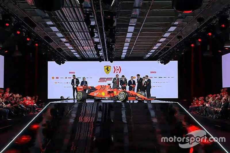 Ferrari dévoile une date précoce pour présenter sa F1 2020
