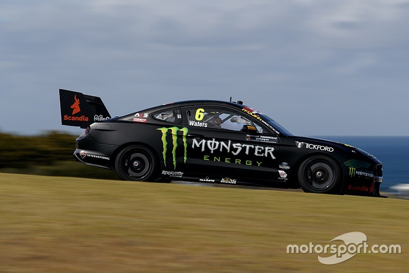 New Mustangs top pre-season Supercars test