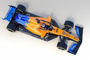 A McLaren kiadta az első nagyobb képet a 2020-as F1-es autójáról