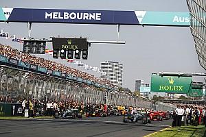 F1 steunt getroffenen bosbranden Australië met speciale veilingen