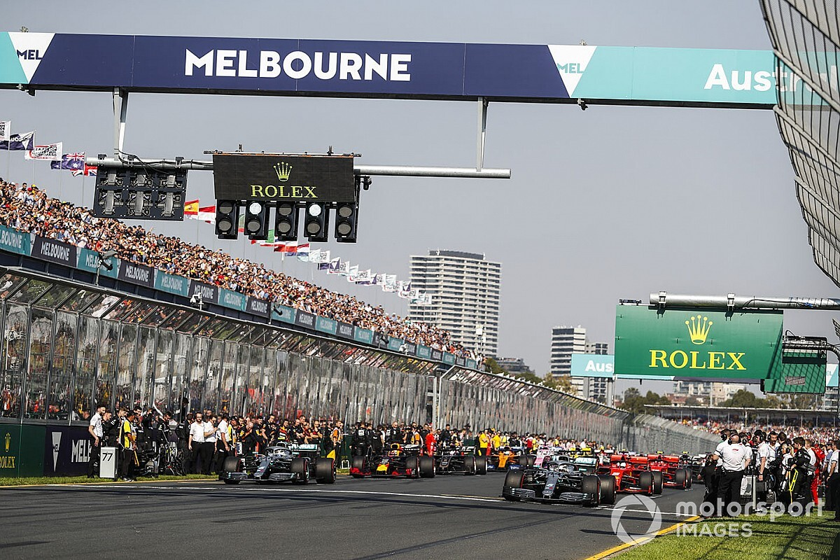 F1-circuit Melbourne mogelijk al voor GP van 2021 op de schop