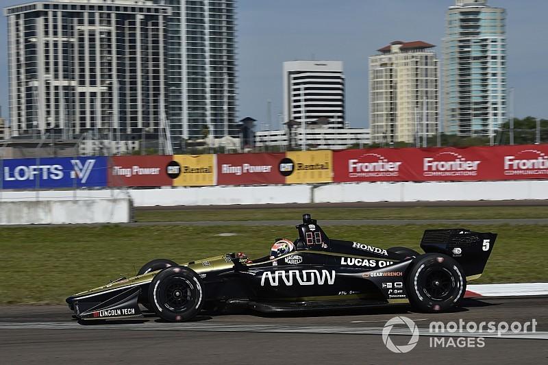 Arrow Schmidt Peterson race report, Round 1 – St. Petersburg