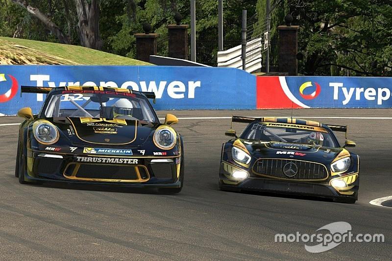 Victoria para Pure Racing Team en unas 12 horas de Bathurst con sabor a F1