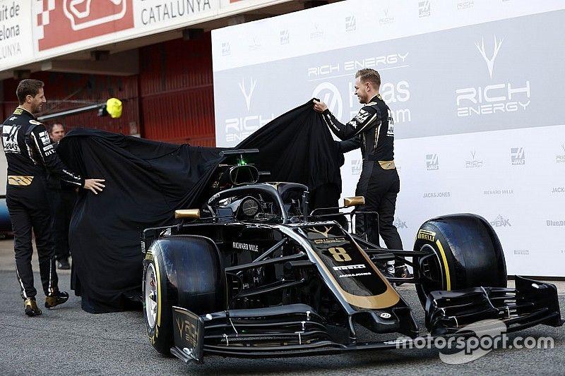 """El """"brillante"""" y otros cambios en los neumáticos de Fórmula 1 para 2019"""