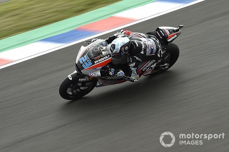 FP2 Moto2 Amerika: Intact GP 1-2, Dimas terbawah