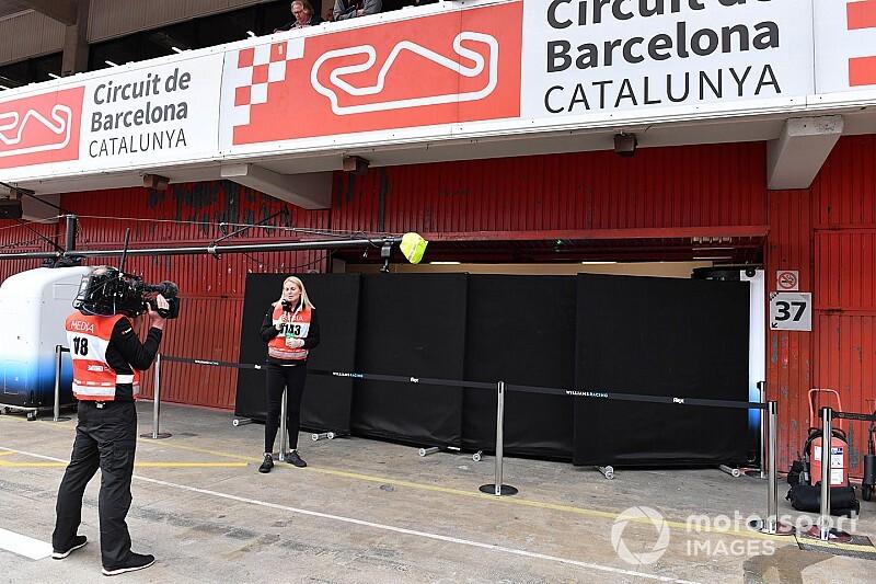 Felújított garázsok és környezetbarát világítás várja az F1-es csapatokat Barcelonában