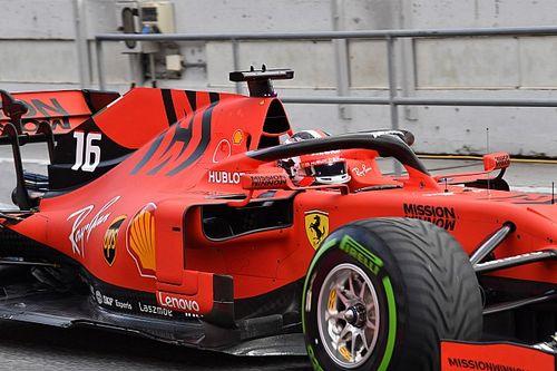 Test 2 F1 Barcellona, Giorno 1: Ferrari con Leclerc al mattino e Vettel al pomeriggio