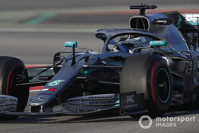 Il en faut plus à Mercedes pour concurrencer Ferrari, selon Bottas