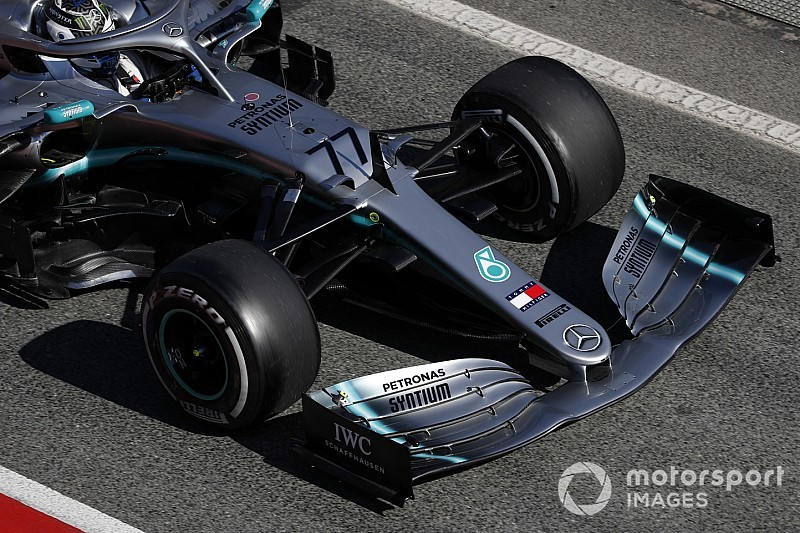 The question marks over Mercedes' drastic changes