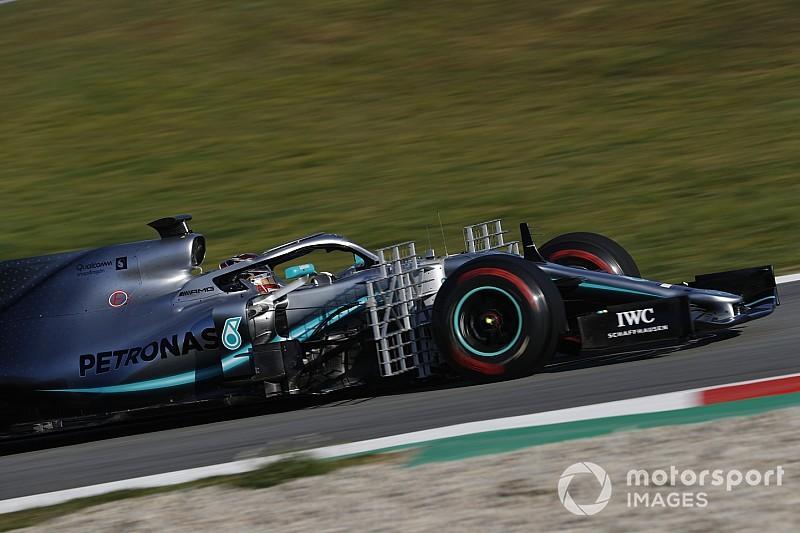 F1バルセロナ合同テスト後半3日目:ライブコメント実施中