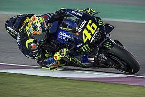 Росси показал лучшее время в первой тренировке нового сезона MotoGP