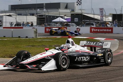 Chevrolet proud of IndyCar street course gains