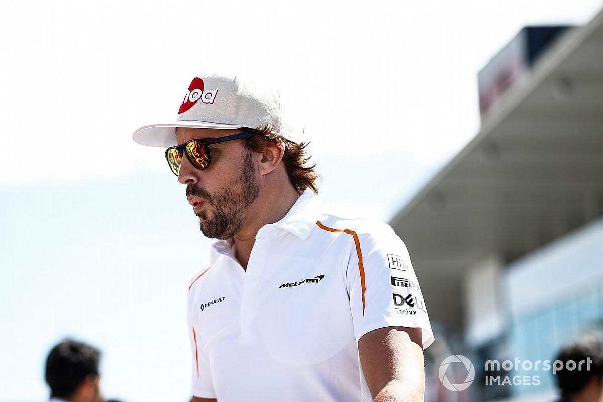 Renault: Nagyon szomorú, hogy Alonso csak 2 címet nyert, nem pedig 4-et vagy 5-öt
