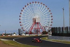 تأجيل التجارب التأهيلية في اليابان من يوم السبت إلى الأحد