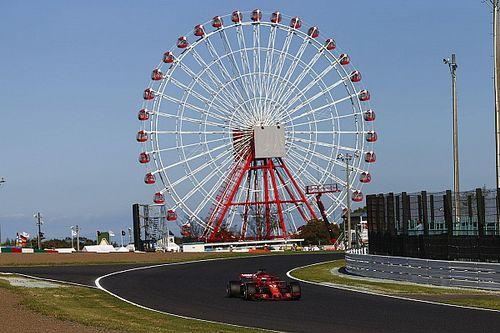 F1: TV-Übertragungszeiten für den GP von Japan