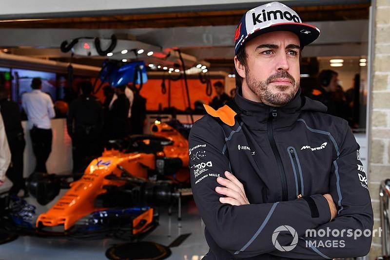 """Alonso : """"Je n'ai jamais voulu faire une saison d'IndyCar"""""""