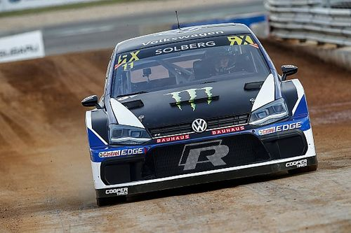 Solberg's team cleared for RX finale after freight drama