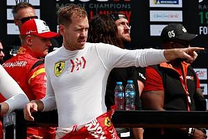Vettel indica la strada del successo a Mick Schumacher, fresco ferrarista