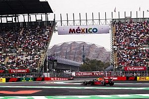 Pirelli prévoit deux arrêts pour le GP du Mexique