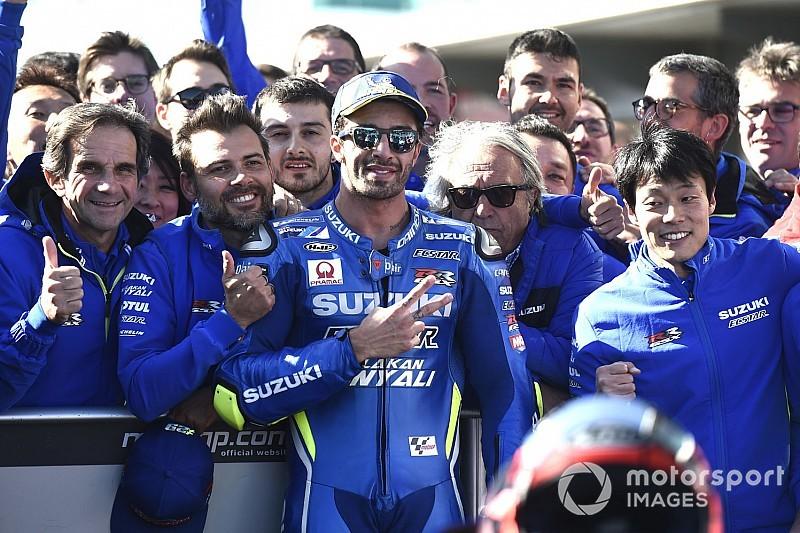 """Brivio: """"Las palabras de Iannone nacen de la frustración por no renovar con Suzuki"""""""