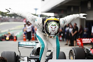 Stats - Hamilton offre une cinquième étoile à Mercedes