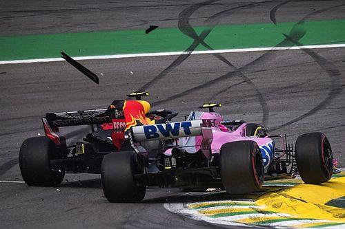 """Chefe da Force India defende Ocon: """"Não teve espaço"""""""