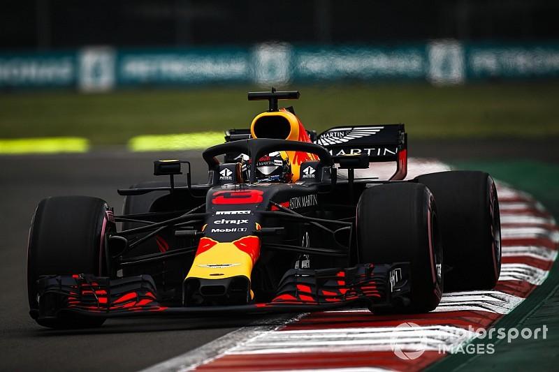 Videón, ahogy Ricciardo megszerzi a pole-t Mexikóban – búcsúajándék a Red Bullnak?