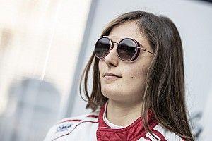 Seven female racers named in Saudi FE test line-up
