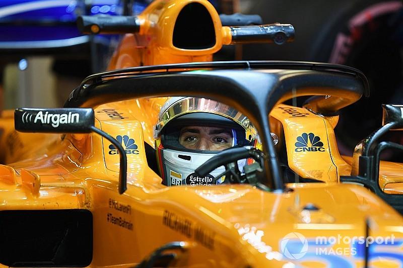 Sainz diz querer fazer parte do ressurgimento da McLaren