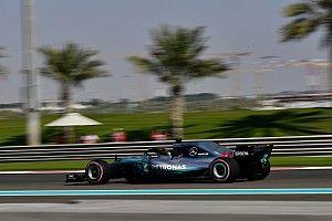 FP3 GP Abu Dhabi: Hamilton teratas di latihan terakhir 2018