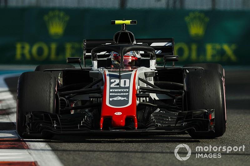 Haas, Abu Dhabi testi sürücü kadrosunu açıkladı