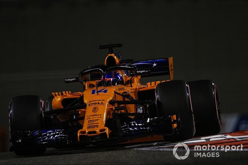 Alonso: Abu Dhabi yarışı bizim için zor geçecek