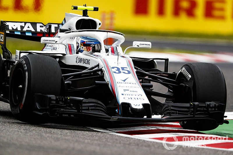 """Sirotkin prédit un """"processus assez différent"""" pour la Williams 2019"""