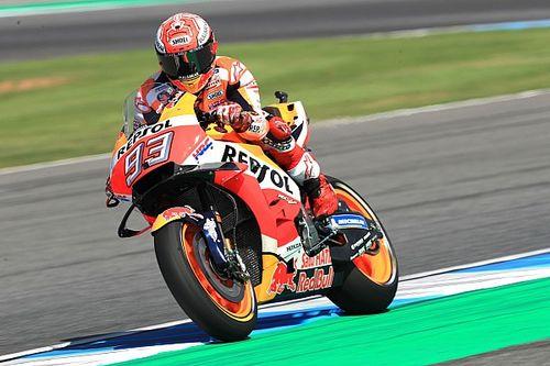 Гран При Таиланда MotoGP: стартовая решетка