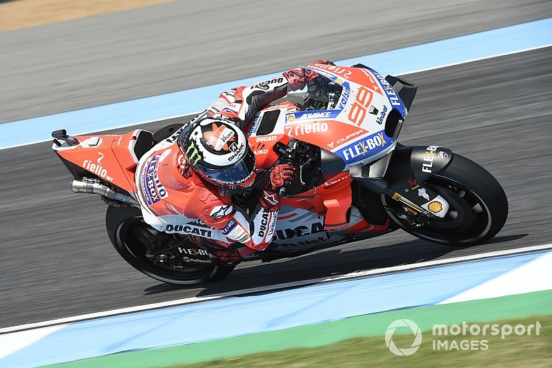 Ducati in Malaysia: Lorenzo vor Rückkehr, Dovizioso will den Hattrick