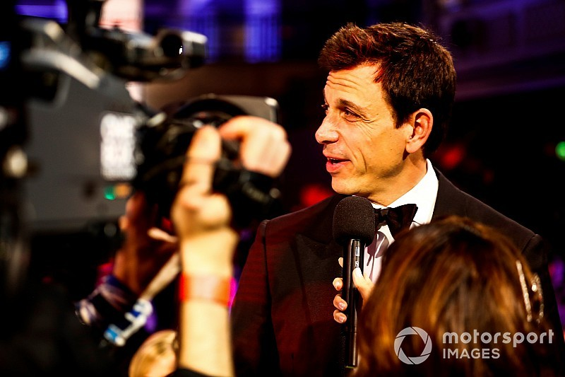 Autosport Awards: Toto Wolff wins John Bolster award