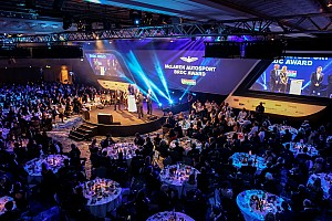 Relive the best bits from the Autosport Awards