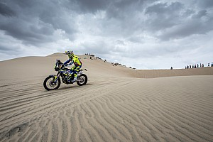 Dakar's Saudi move has its positives - TVS rider Metge