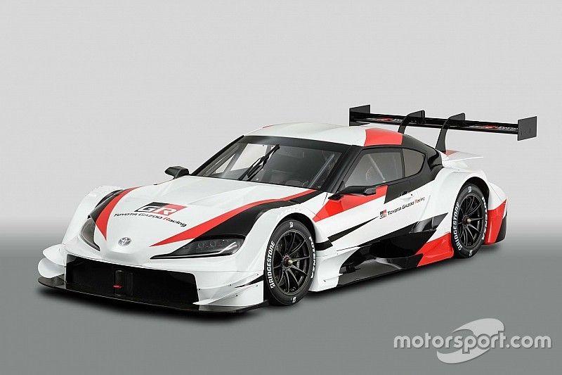 Toyota confirms Supra's return to Super GT