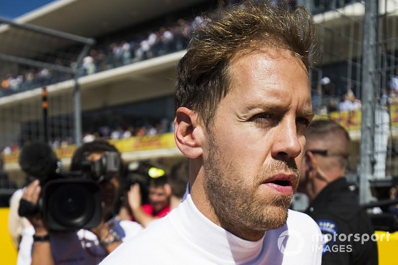 Vettel admite análise sobre o que deu errado em 2018