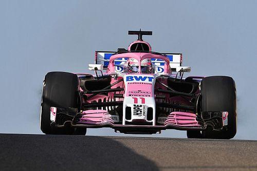 Racing Point Force India gaat verder als Racing Point F1