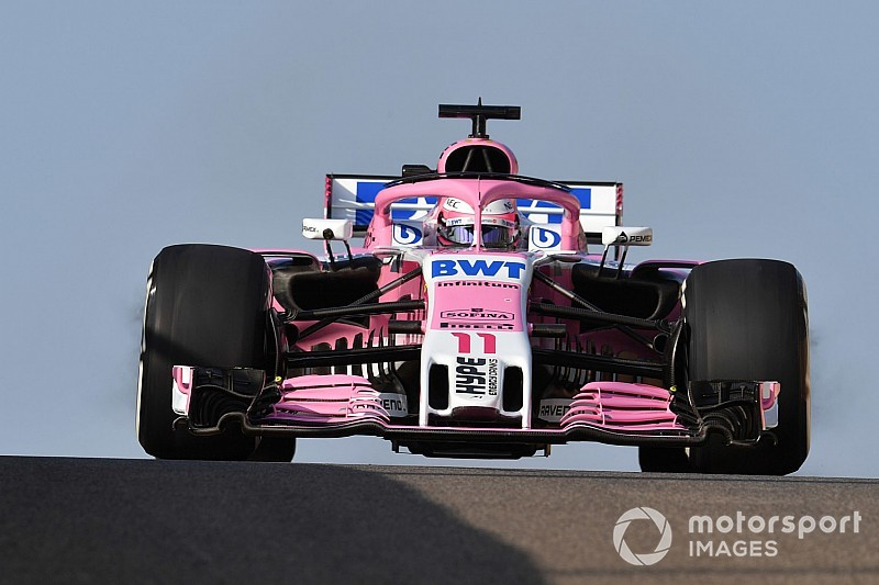 Racing Point Force India gaat verder als Racing Point F1