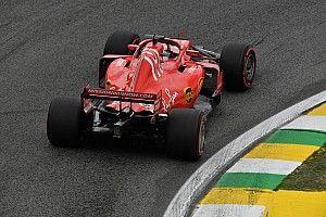Vettel: Koşullar değişkenken, pilotlar tartıya çağrılmamalı