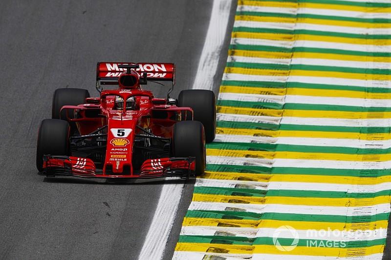 Nicht nur der Unterboden zickt: Das war Vettels Problem zwischen den Beinen