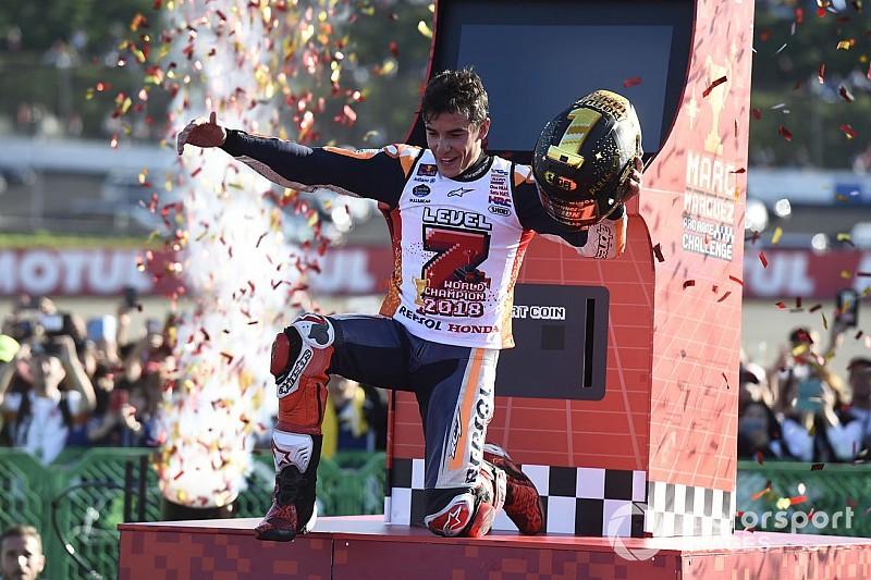 """Marquez blikt terug: """"Dit jaar minder stressvol dan vorig seizoen"""""""